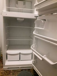 white top-mount refrigerator Laval, H7E 1Y6