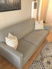 Gorgeous grey couch Los Angeles, 90068
