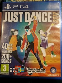 Just Dance 2017 PS4 spill tilfelle Grefsen, 0486