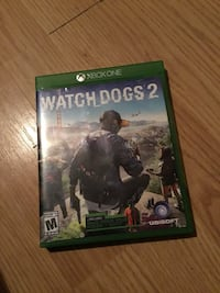 watch dogs 2 xbox one game Chauvin, 70344