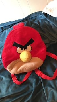 red angry birds backpack Deerfield, 67838