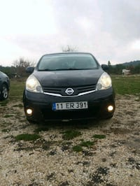 Nissan - note - 2010