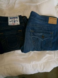 Men's True Religion jeans 44 km