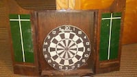 Dart board and case. Midvale, 84047