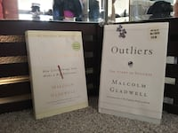 Malcolm gladwell book- outliers