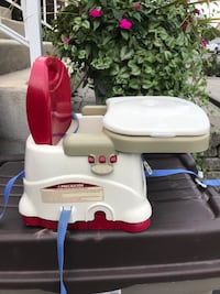 Chaise haute d'enfant rehausser-Booster feeding seat chair Montréal, H1E 5E5