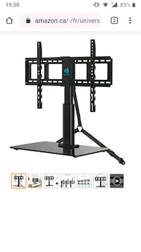 """Brand new metal TV stand for TVs 32""""-60"""""""