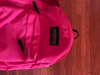 Pink jansport backpack Windsor, N8X 1K7