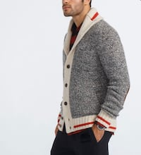 Roots Cabin Collection Cardigan