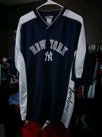 Yankees jersey mens large Downey, 90242