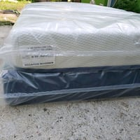 """Memory foam full 8"""" new beds for cribs and campers and truck"""