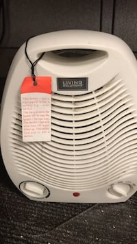white and gray Honeywell portable air cooler Chicago, 60616