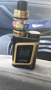 Smok al85 with big baby beast