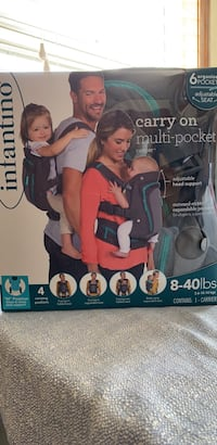 Infantino Baby Carrier Pawtucket, 02861