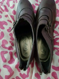 brown ankle boots  Merseyside, L11 2TE