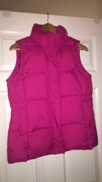 Pink Winter Vest Surrey, V3W 5V6