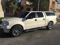 2007 Ford F-150 Lariat SuperCrew 139-in