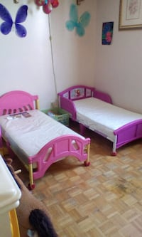 2 Toddler Beds Brampton, L6V 4J6