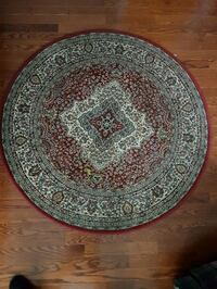 Circular carpet and runner Mississauga, L5E 2M6