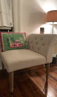 Córner ottoman from ABC carpet and home