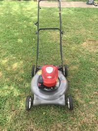 Used Craftsman 550 Series Powered By Briggs And Stratton