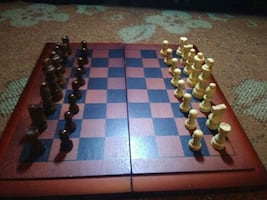 2nd Hand Chess