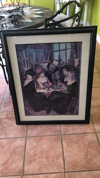 group of person in restaurant painting West Chester, 45069