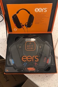 EERS- un-used moldable earbuds.