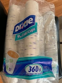 300 ct Dixie cups Silver Spring, 20905