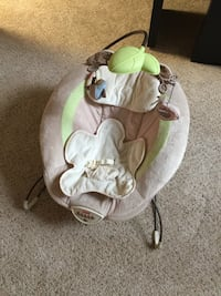 Infant bouncer  39 km