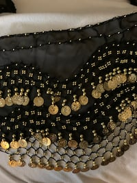 Belly dancing hip scarf  Alexandria, 22304