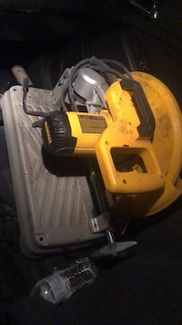 yellow and black miter saw Denver, 80223