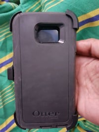 black OtterBox smartphone case Cambridge, N3H 3S1