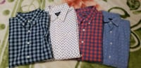Shirt from abercrombie and fich and american eagle SIZE small Houston, 77036