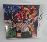 Videogioco Power Rangers Super MegaForce 3ds  Arcisate, 21051