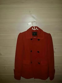 Dorothy perkins red coat size M Oslo