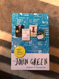 The John Green Paperback Collection Williamsport, 21795