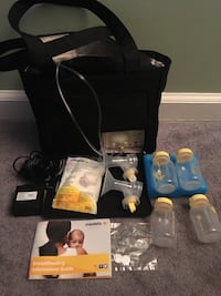 Pump in Style double electric breast pump by Medella Derby, 06418