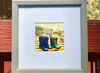 BRAND NEW Beautiful Pier Scenery Framed Portrait Falls Church, 22046