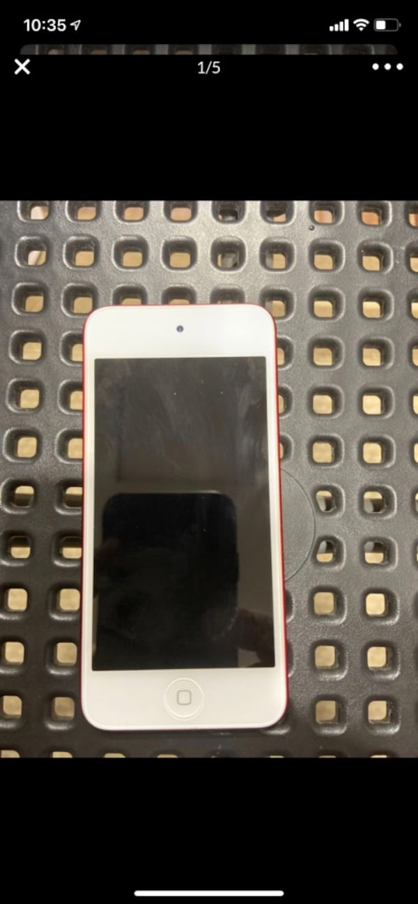 Ipod 6th Gen Red 16gb 2cf287d9-aba0-41d5-a156-ffbc43913b8b