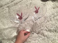Large Playboy bunny glasses Surrey, V4N 5J4