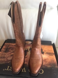 New (never worn)Old West cowboy boots Size 6  Austin, 78701
