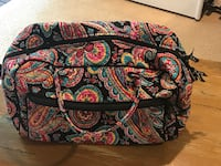 Vera Bradley Small Duffel Brand New Falls Church, 22046