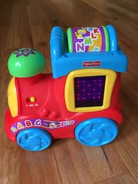 Fisher Price laugh and learn musical alphabet train Grosse Ile, 48138
