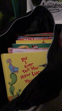 Bag of kids books Woodstock, N4V 1H3