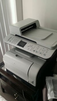 gray HP laser printer machine Toronto, M4N 2N9