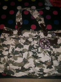 Butterfly Camo Handbag *NEW*