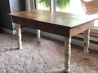 Wooden  Coffee Table Madisonville, 37354
