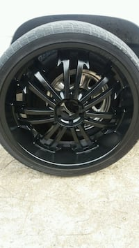 26 rims and tires 6lug Houma, 70363