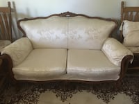 Vintage love seat and chair Toronto, M6B